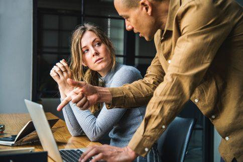workplace harassment investigation