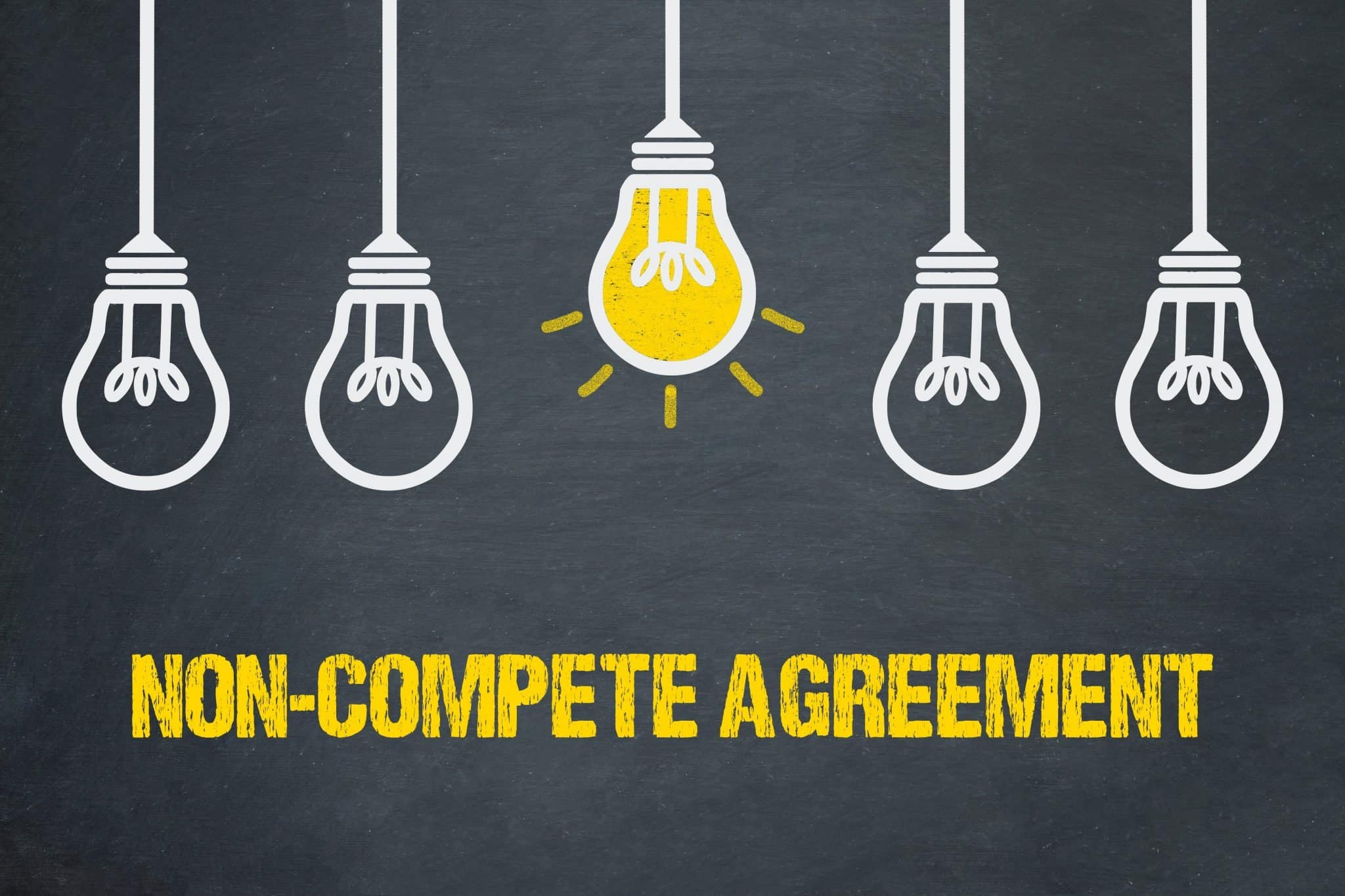 non competition clause