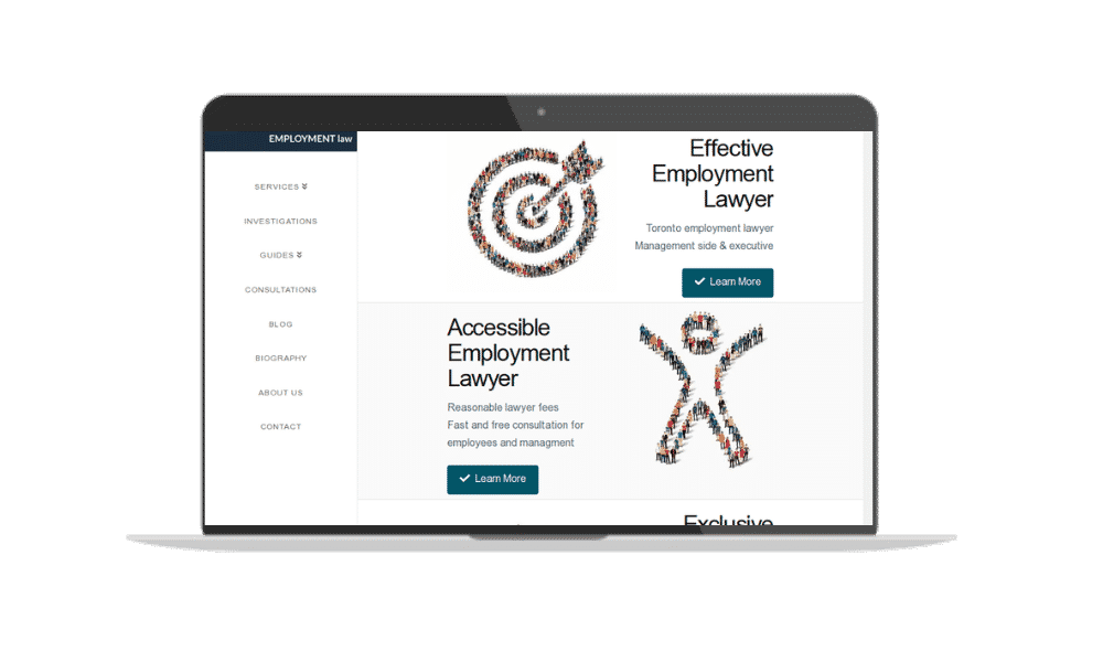 employment lawyer Toronto