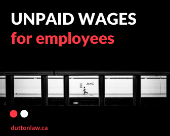 employer did not pay employee