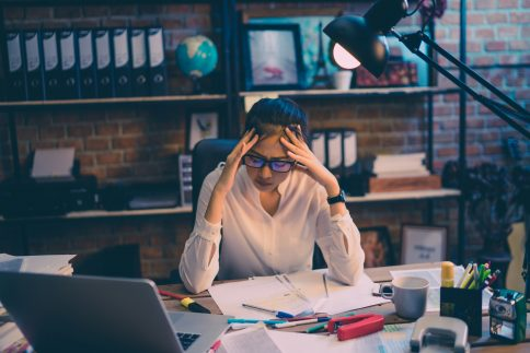 workplace stress Ontario