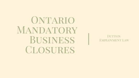 Ontario orders the mandatory closure of all non-essential workplaces to fight the spread of #COVID19.