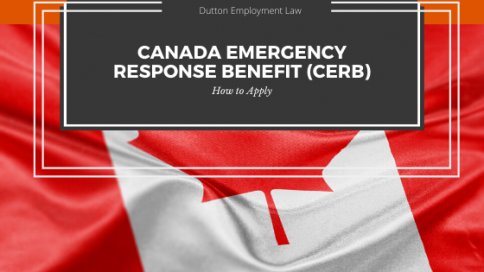 CERB Portal Login Now Available - Dutton Law