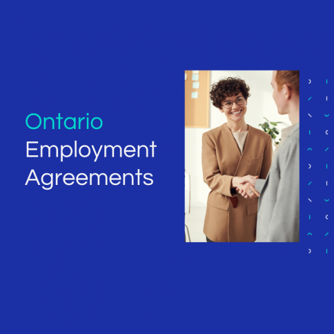 Ontario employment agreements