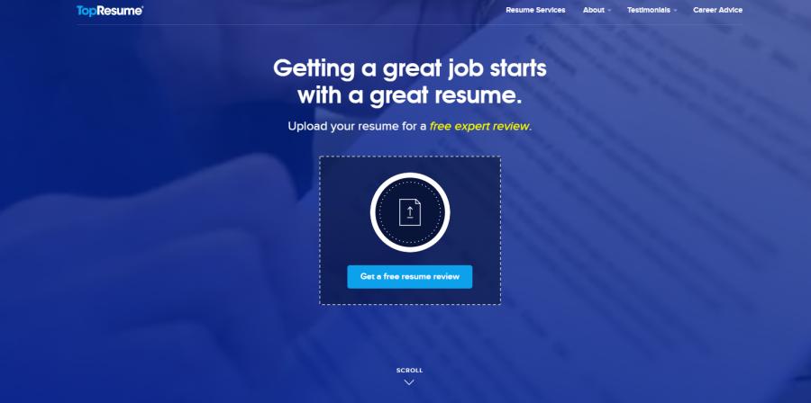 New resume builders