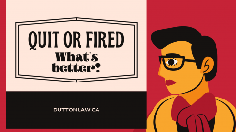 Is it better to be quit or fired?
