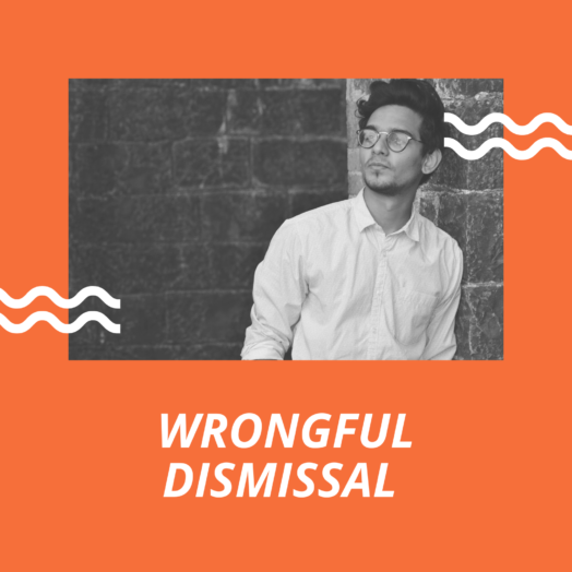 Wrongful Dismissal?