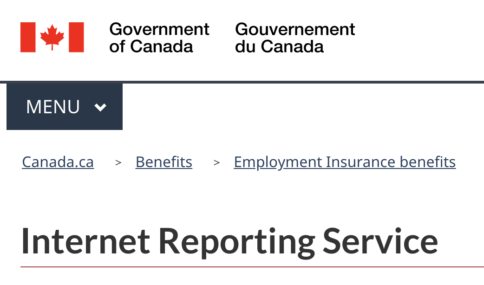 How To Fill Out Your Ei Internet Report Dutton Employment Law