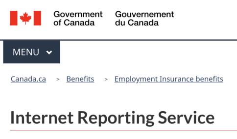 EI report online