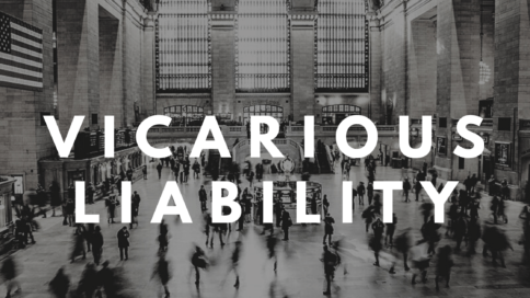 Vicarious Liability for employers in Ontario Canada